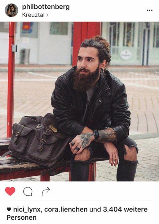 Der Philipp trägt  #Wildcatgermany  Und du so?