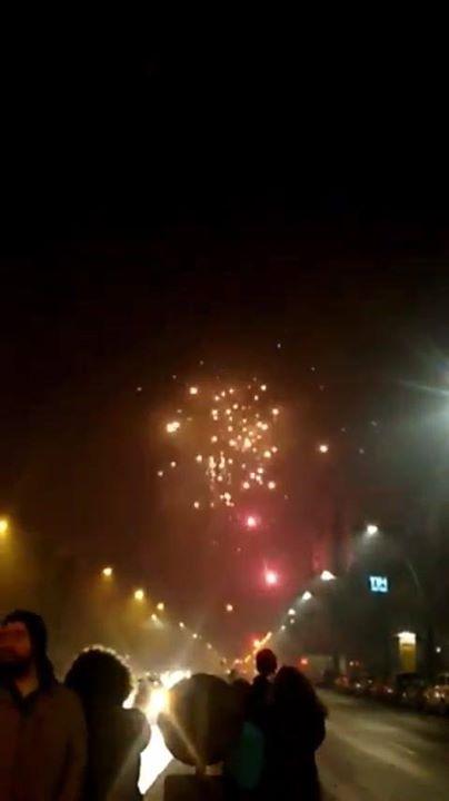 Frohes Neues Jahr Euch allen!! :) Viel Glück & Gesundheit für Euch ...