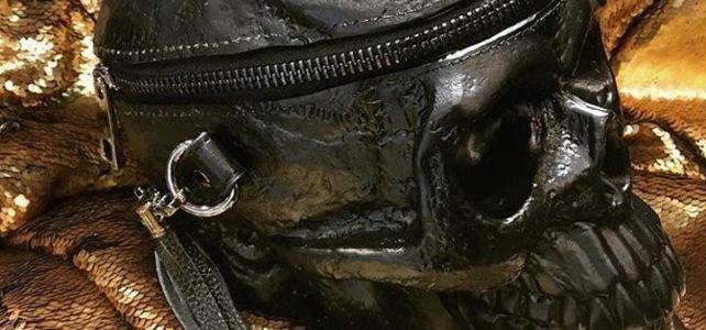 Da ist sie endlich,die  #Skullbag für 79,99€