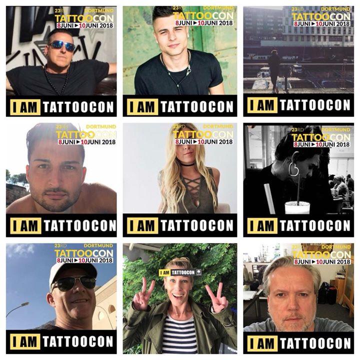 Unser Team  Tattoo Show Dortmund.  #iamtattoocon  #tattoocondortmundUnd das ist