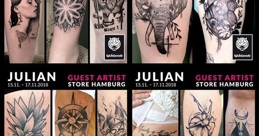 Gasttätowierer Mondmann + Julian