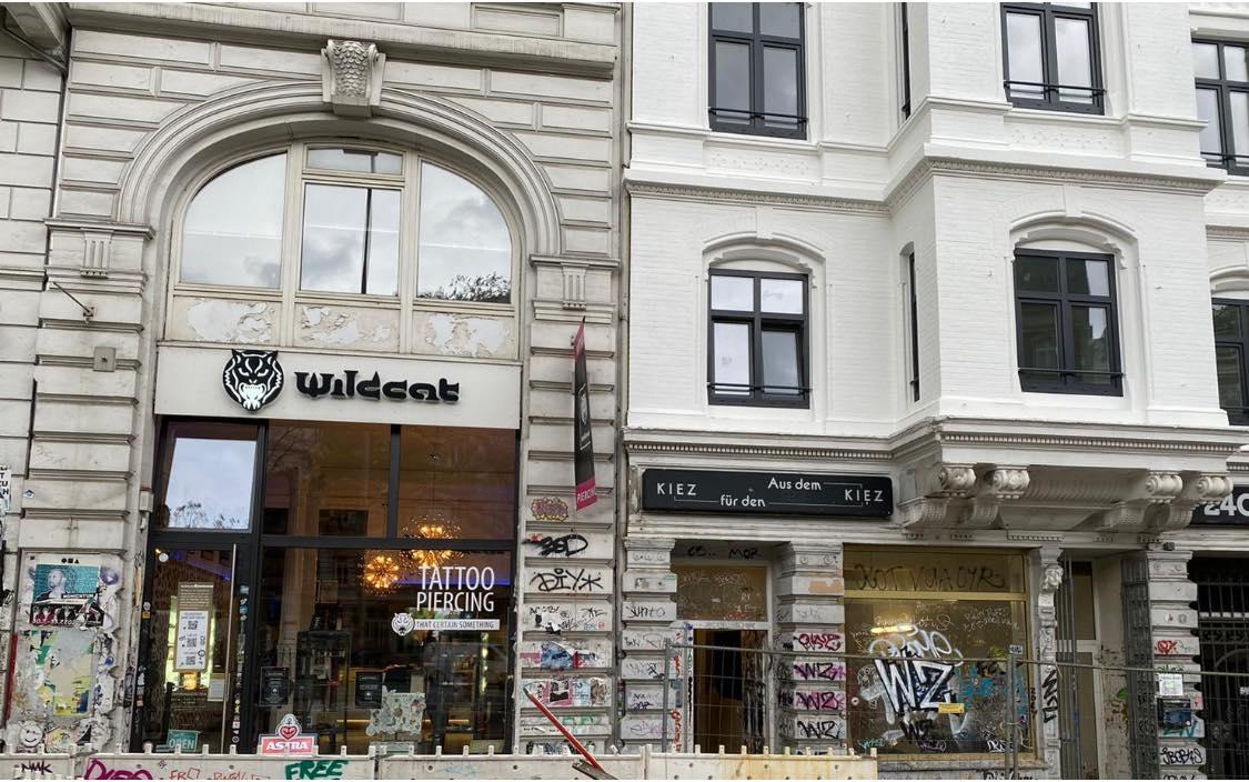Diese Ecke von Hamburg hat einfach so viel #charme #geschichte #schönheit und #l