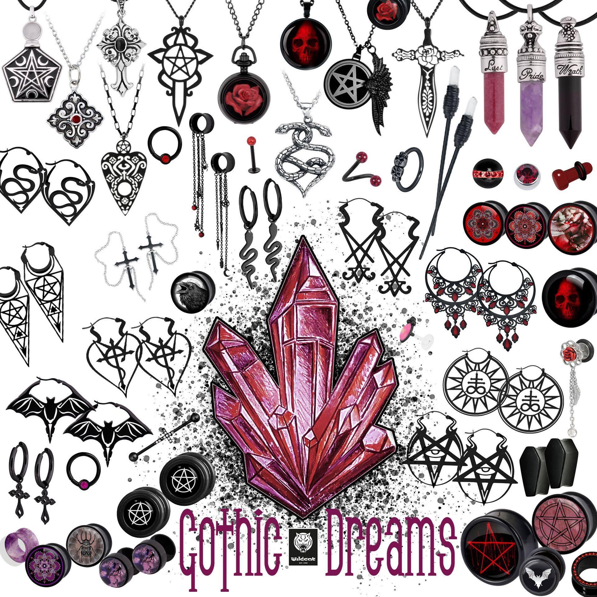 #GothicDreams - Ein Traum für alle Gothen unter Euch - Hier findet ihr alles was