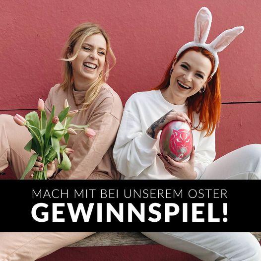 Frohe Ostern liebe #wildcatfam!   Egal ob Eier Suche oder einfach das schöne Wet