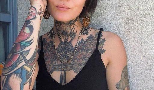 Tolle Tattoos, wunderschöne Hoops @marieluis_  Finde sie hier