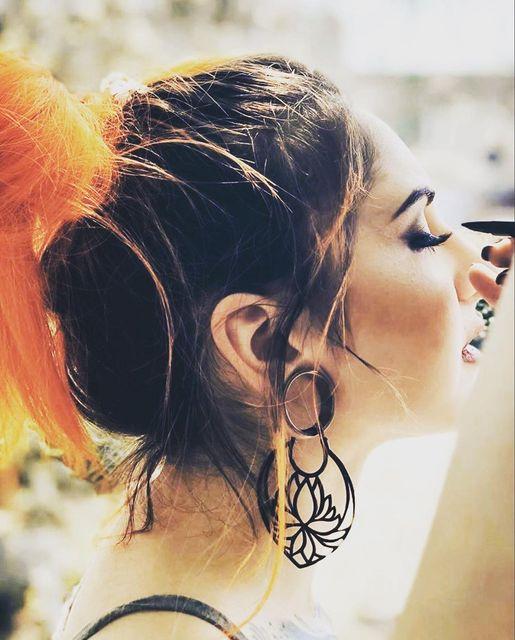 """Hol dir dir die """"Herbst Vibes"""" mit unseren Lily Hoops     thepeachyfox"""