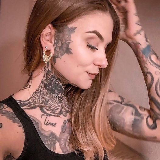 Tattoos +  Ersaddles =     @dinozomb  - Eine unserer Lieblings Wildcatz!  Habt i