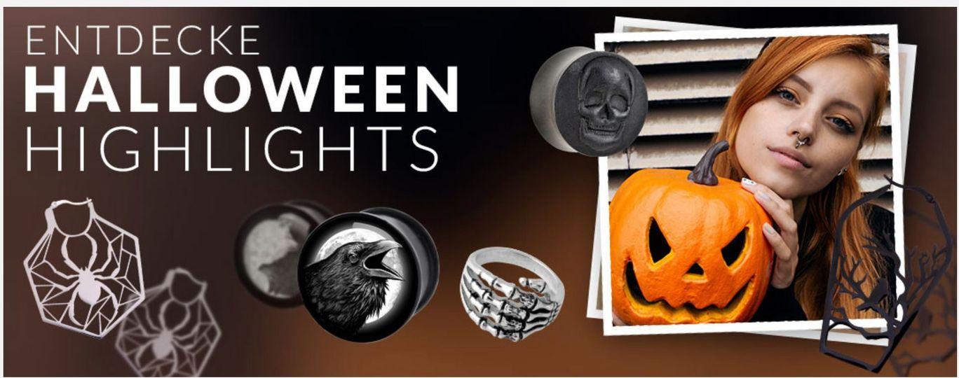 Seid ihr schon auf Halloween vorbereitet?  Nix verpassen Wildcatz